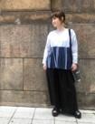 53 チャコール:大丸神戸店 149cm