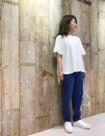 01 ホワイト:大阪高島屋店 150cm
