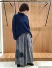35 ブルー:名古屋高島屋店 160cm