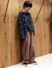 53 チャコール:日本橋高島屋店 157cm