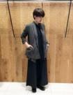 44 カーキ/36size:日本橋高島屋店 157cm