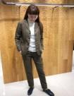 84 ブラウン:横浜高島屋店 168cm