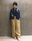 20 ネイビー:東急吉祥寺店 161cm