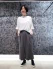 53 チャコール/34size:京王新宿店 155cm