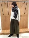 44 カーキ/36size:名古屋高島屋店 160cm