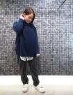 53 チャコール/34size:京王新宿店 145cm