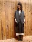 60 ブラウン/36size:新宿ミロード店 160cm