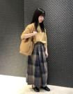 64 ベージュ:横浜高島屋店 153cm