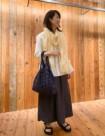 80 イエロー:新宿ミロード店 161cm