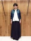 04 アイボリー:日本橋高島屋店 157cm