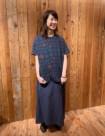 20 ネイビー:新宿ミロード店 161cm