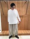 01 ホワイト:名古屋高島屋店 153cm