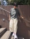 44 カーキ:東急吉祥寺店 161cm