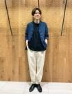 35 ブルー:東急吉祥寺店 156cm