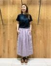20 ネイビー:日本橋高島屋店 161cm