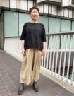 90 クロ:梅田阪神店 154cm