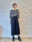 35 ブルー:東京ミッドタウン店 167cm