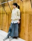04 アイボリー:日本橋高島屋店 164cm