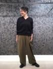 90 クロ/36size:京王新宿店 165cm