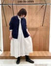 20 ネイビー:名古屋高島屋店 160cm