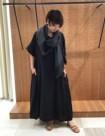 90 クロ:名古屋高島屋店 160cm