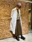 01 ホワイト:東京ミッドタウン店 167cm