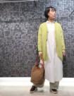 01 ホワイト:京王新宿店 160cm