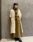 02 オフホワイト/36size:東急吉祥寺店 156cm
