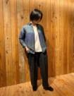 40 グリーン/34size:新宿ミロード店 153cm