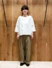 01 ホワイト/36size:日本橋高島屋店 157cm