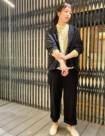 80 イエロー:東京ミッドタウン店 168cm