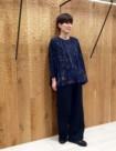 20 ネイビー:日本橋高島屋店 157cm