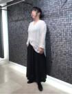 01 ホワイト/36size:京王新宿店 155cm