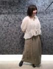 04 アイボリー:京王新宿店 155cm