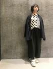 20 ダークネイビー:東急吉祥寺店 147cm