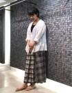 60 ブラウン/34size:京王新宿店 160cm