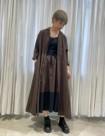 60 ブラウン/36size:東京ミッドタウン店 167cm