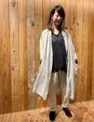 04 アイボリー/34size:新宿ミロード店 161cm