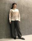 50 グレー/34size:東急吉祥寺店 156cm
