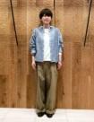 64 ベージュ/36size:日本橋高島屋店 157cm