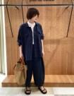 20 ネイビー/36size:名古屋高島屋店 160cm