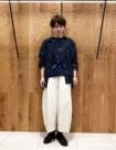 04 アイボリー/34size:日本橋高島屋店 157cm