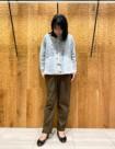 44 カーキ/36size:日本橋高島屋店 164cm