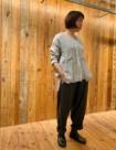 53 チャコール/34size:新宿ミロード店 160cm