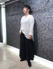 90 クロ/36size:京王新宿店 155cm