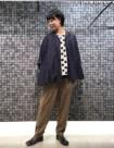 64 ベージュ/36size:京王新宿店 160cm