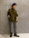 50 グレー/36size:東急吉祥寺店 156cm