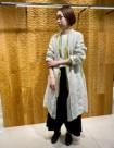04 アイボリー/36size:横浜高島屋店 160cm