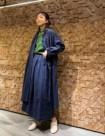 35 ブルー:東京ミッドタウン店 168cm